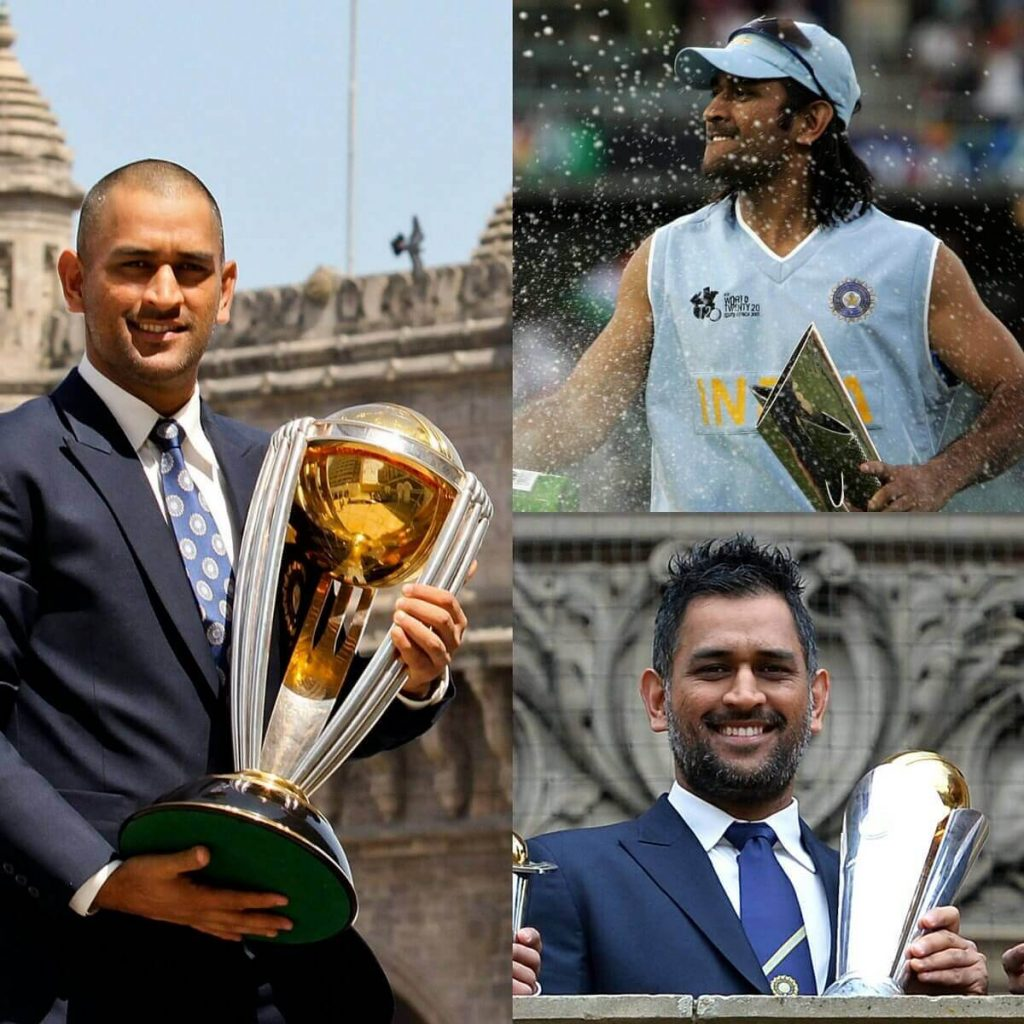 MS Dhoni Cricket Facts